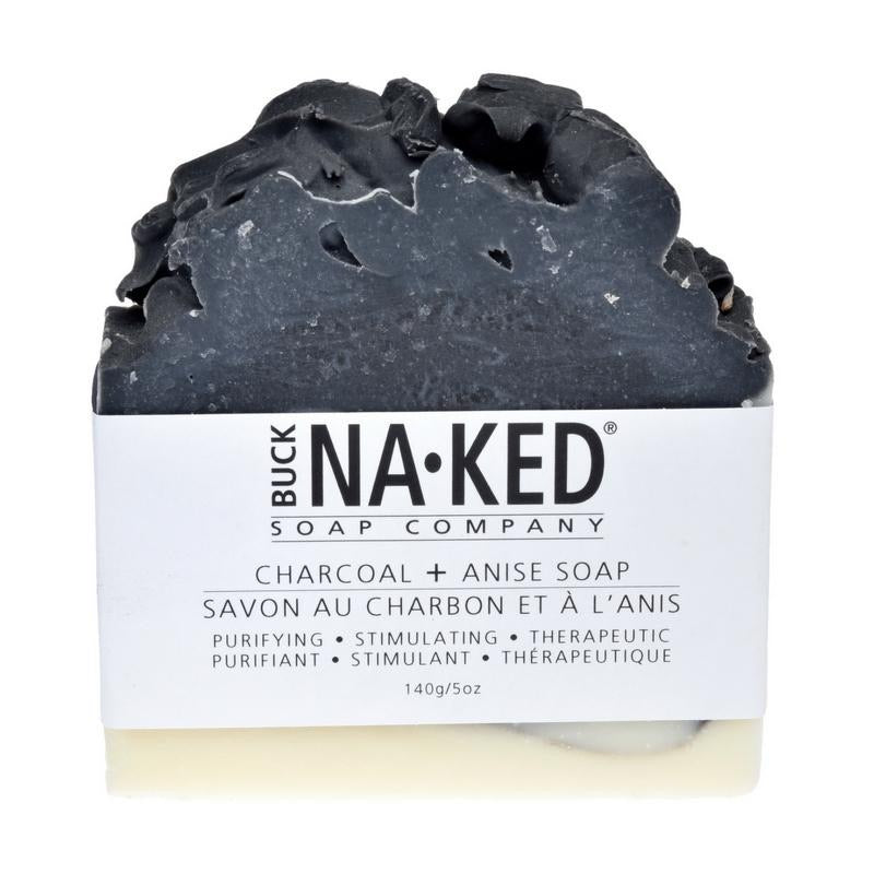 Buck Naked Co. Soap Bars