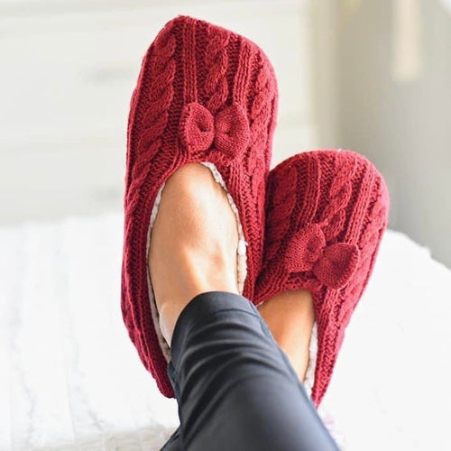 Cozy Fleece Slipper Socks