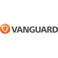 Vanguard logo time and optics