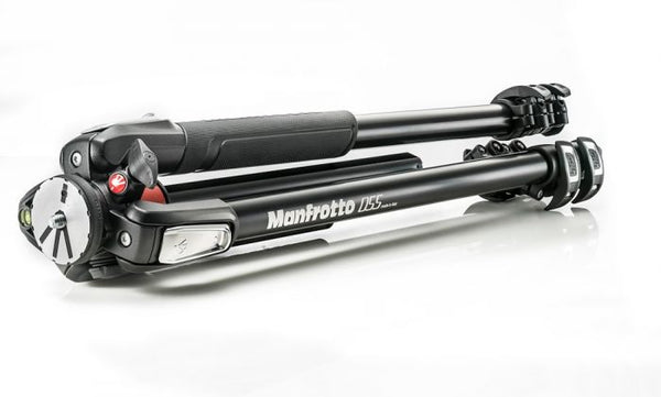 Manfrotto 055 Aluminum 3-Section Tripod