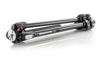 Manfrotto 190 Carbon 3-Section Tripod