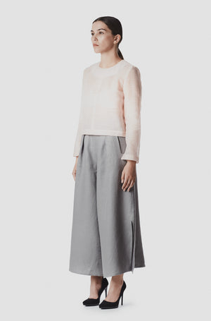Culotte 'Catherine II' silver-grey