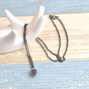 Pine Cone Necklace - Dash Couture