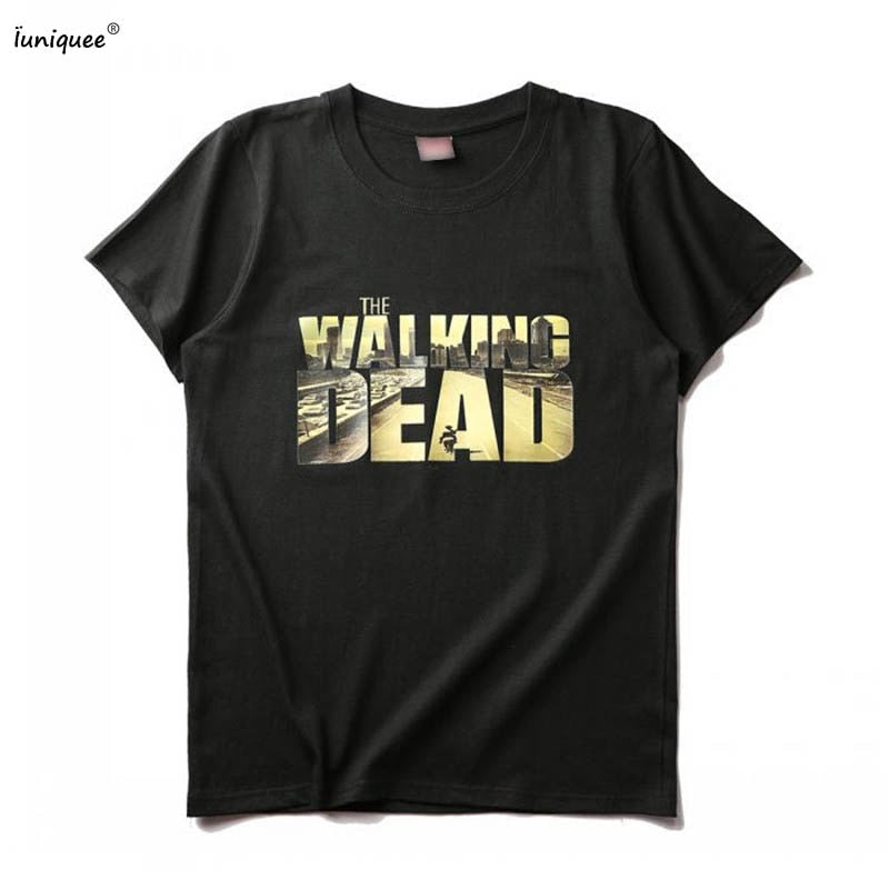 The Walking Dead Tee - Dash Couture