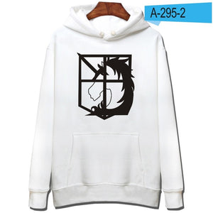 Attack On Titan Hoodie - Dash Couture