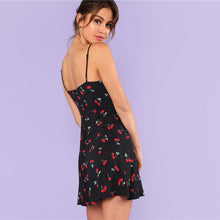 Cherry Cami Dress - Dash Couture