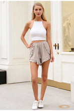 Ruffle Summer shorts - Dash Couture