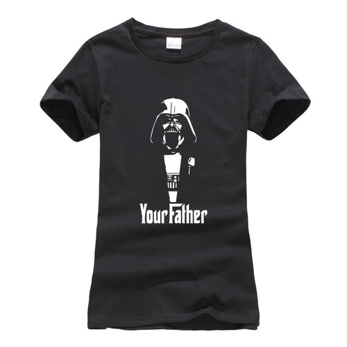 Darth Vader Godfather Tee - Dash Couture