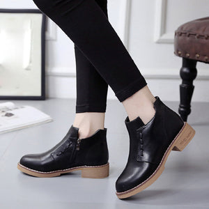 Brit-Style Boots - Dash Couture