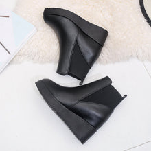 Thick Slim Toe Boots - Dash Couture