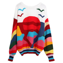 Sunset Trip Sweater - Dash Couture