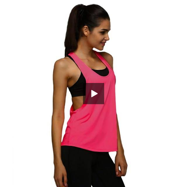Female Sports Tank Top - myconnectionshop
