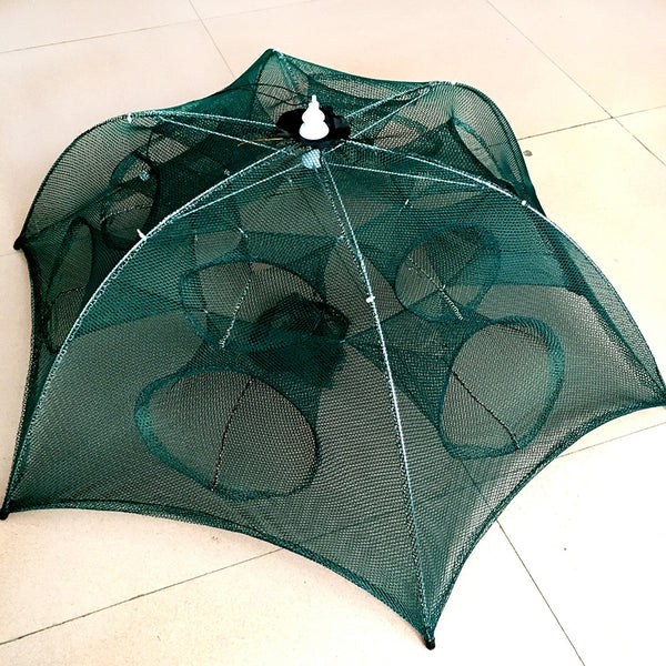 4 to 20 Holes Fishing Net Cage - myconnectionshop