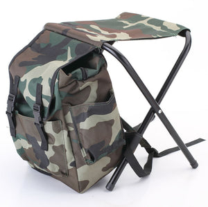 Fishing Backpack Chair - myconnectionshop