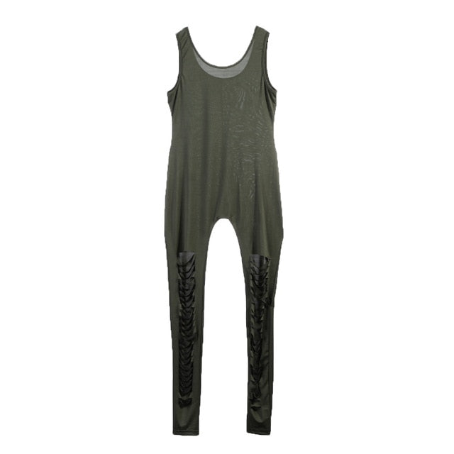 Ladies Fitness Jumpsuit - myconnectionshop