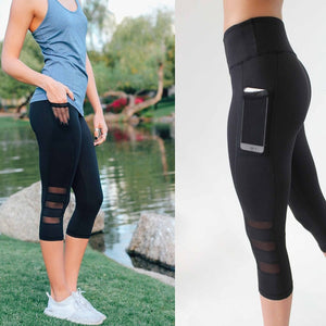 Capri Leggings - myconnectionshop