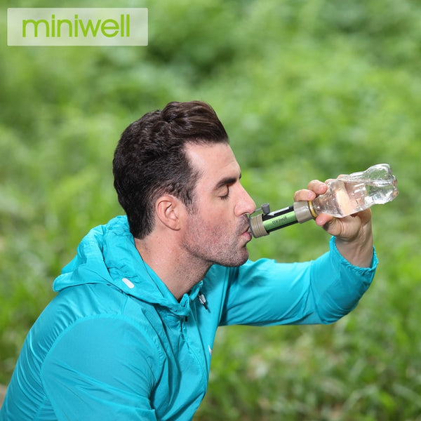 Miniwell Survival Water Purifier - myconnectionshop