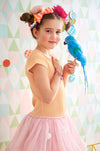 Girl with Parrot. Buy this Alice Wallpaper at Just Kids Wallpaper