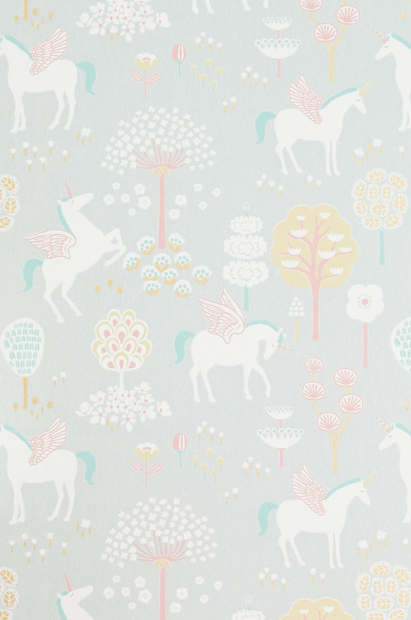 Majvillan Wallpaper by Just Kids Wallpaper | Behang