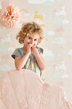 Rainbow Treasures Wallpaper Lovely Pastel Pink