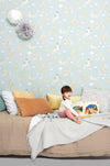 Nursery Wallpaper for Boys Rooms | Dragon Wallpaper