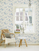 Sugar Tree Wallpaper by Majvillan in Blue