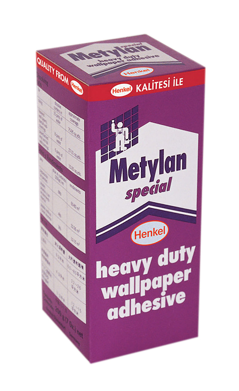 Wallpaper Glue - Metylan Heavy Duty Wallpaper Adhesive