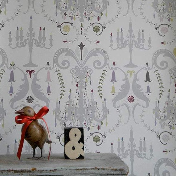 Manor House Wallpaper by YSD LONDON