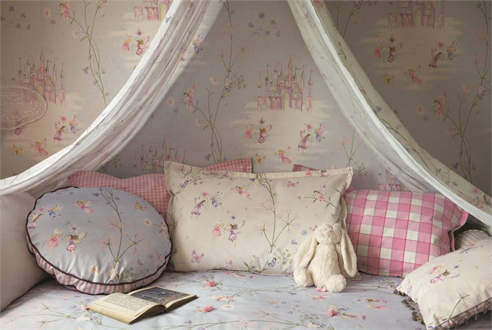 Sanderson Wallpaper | Fairy Castle 214045