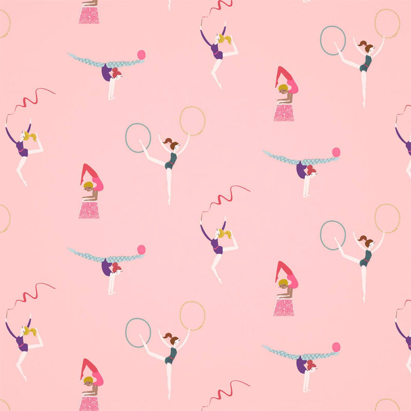 Balancing Act Wallpaper by Harlequin