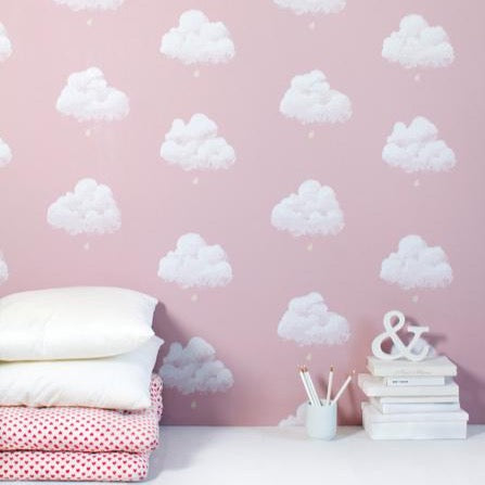 Bartsch Cotton Clouds in Pink