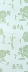 PaperBoy Wallpaper | 'Brave New World' |  Lichen