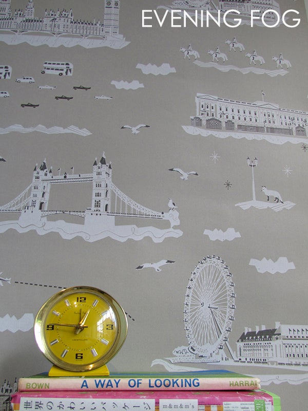 Wish you were here in London Wallpaper