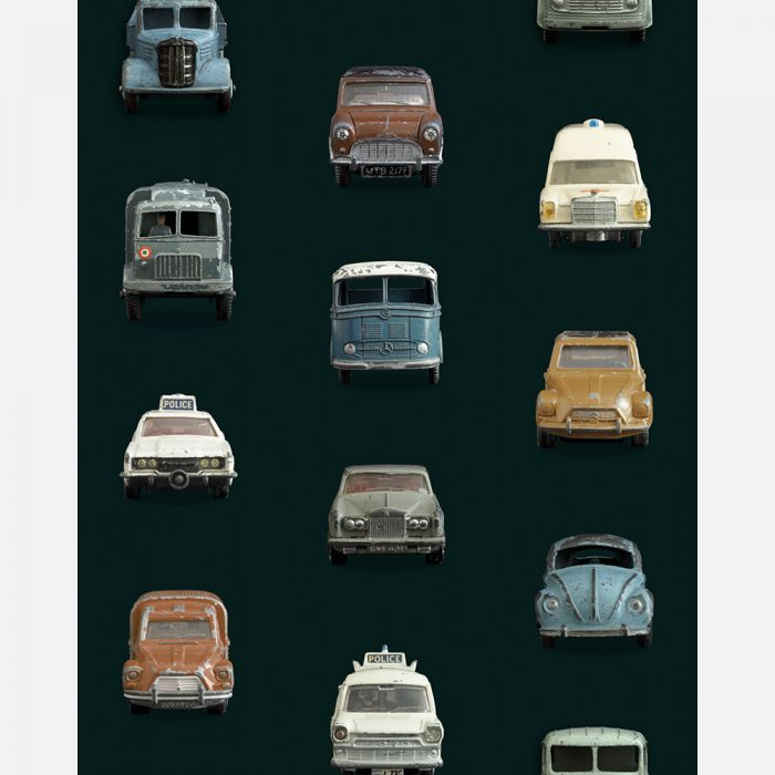 Cars Wallpaper by Studio Ditte