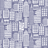 Cityscape Wallpaper by Loboloup