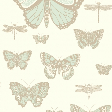 Cole & Son Wallpaper | Woods 103/5024