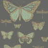 Cole & Son Wallpaper | Butterflies & Dragonflies 103/15067