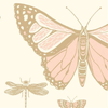 Cole & Son Butterflies & Dragonflies Wallpaper 103/15066