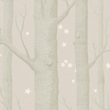 Woods & Stars 103/11048 | Cole & Son Wallpaper