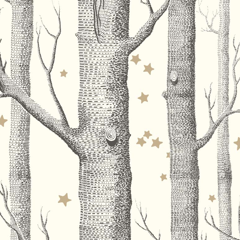 Woods & Stars Wallpaper 103/11053 | Cole & Son