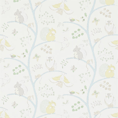 Sanderson Wallpaper | Pretty Ponies 214034