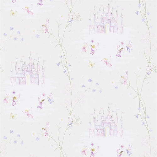 Little Sanderson Wallpaper | Fairy Castle 214047