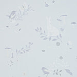 Hibou Home Kids Wallpaper, Secret Garden in Moonbeam