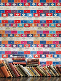 Penguin Library Books Wallpaper