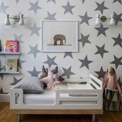 Marley+Malek Kids Wallpaper | Kingdom in Pink