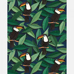 Studio Ditte Toucan Wallpaper for Kids