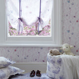 Osborne & Little Wallpaper | Butterfly Meadow W6061-03
