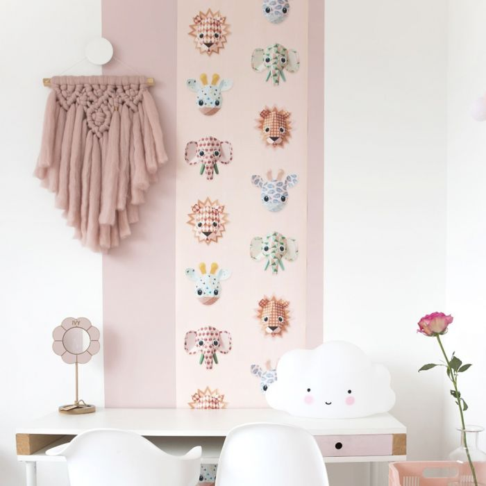 Studio Ditte Wallpaper Wild Animals