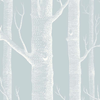 Cole & Son Woods Wallpaper 103/5022 Powder Blue