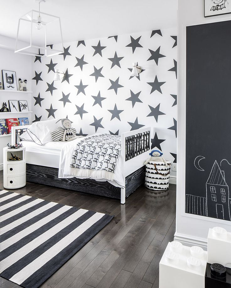 Sissy & Marley Interiors | Lucky Star Wallpaper